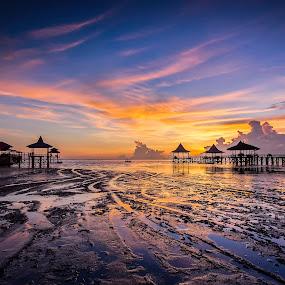 The Kenjeran by Robertho Ponomban - Landscapes Sunsets & Sunrises