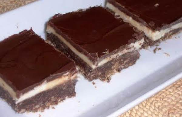 No Bake Nanaimo Bars