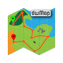 dynamicWatch Route Save to Garmin Icon