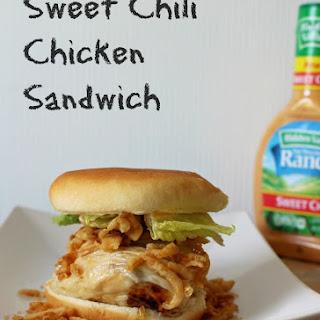 Sweet Chili Chicken Sandwich.