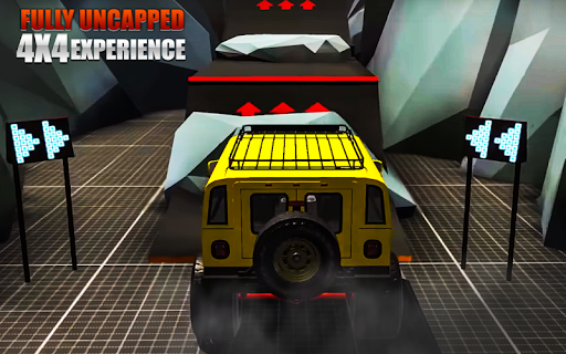 Code Triche [OFF-ROAD] Parking: simulateur 4x4 mod apk screenshots 4