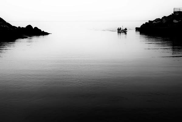 seascape minimalist di Elisabetta Castellano
