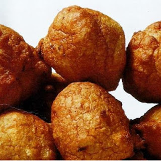"Copycat ""Long John Silvers"" Hushpuppies"
