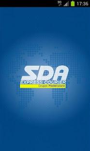 SDAMobile - náhled