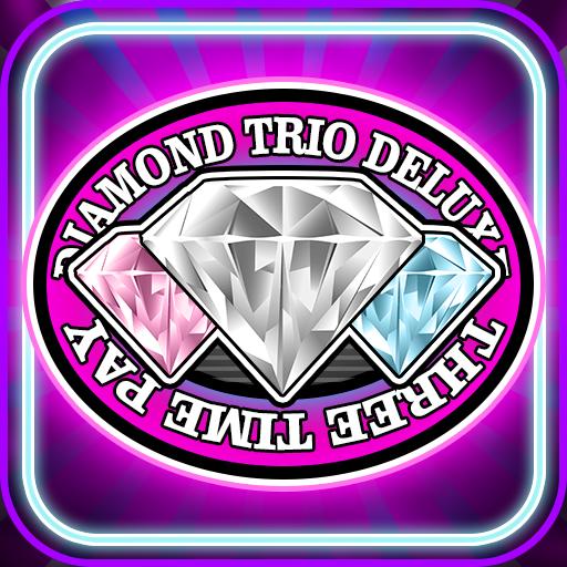 Diamond trio slot machine