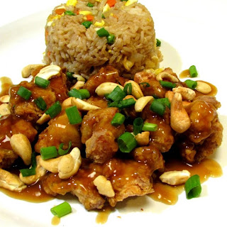 Springfield Style Cashew Chicken (copy cat recipe) - Leong's Tea House