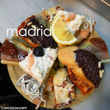 Photo: MADRID - Spain - imagine those tapas with a glass of wine ! #foodie #travel #ttot #foodphotography #wanderlust #digitalnomad #rtw  +my life in Madrid > http://CarouLLou.com/madrid     #NomadHere ! #digitalnomad #travel #ttot #rtw #travelphotography #foodphotography #foodie #wanderlust #ahamoment