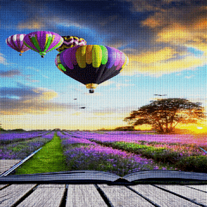 Purple Land Live Wallpaper download