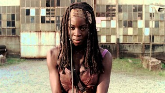 Bonus 4: On Set With Danai Gurira