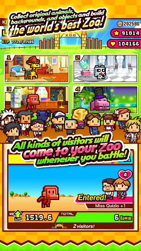 ZOOKEEPER BATTLE apkpoly screenshots 3