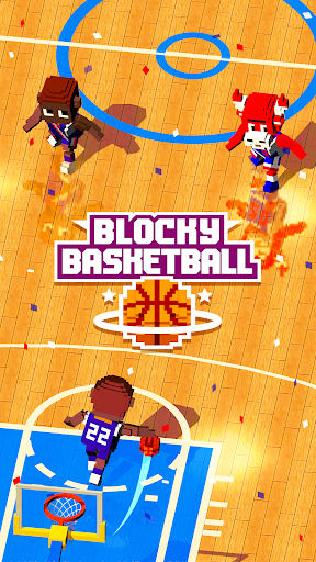 Blocky Basketball FreeStyle 1.7.1_223 screenshots 15