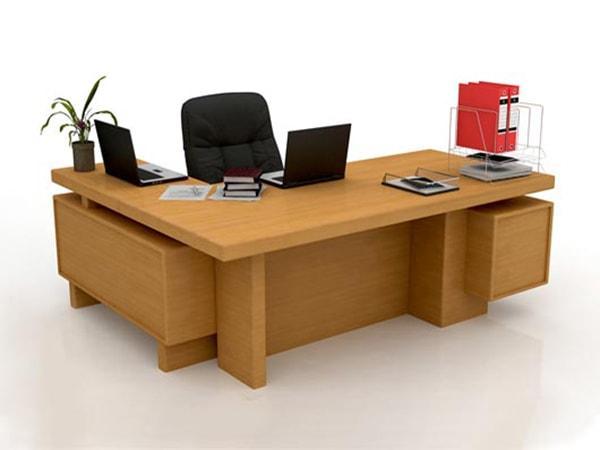 Các tiêu chí lựa chọn chiều cao bàn làm việc giám đốc