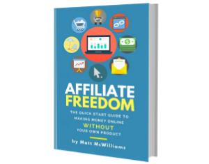 Quickstart guide to affiliate marketing