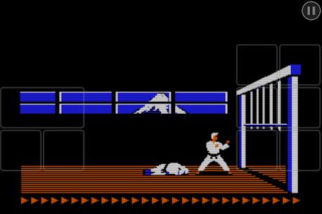 Karateka Classic 4