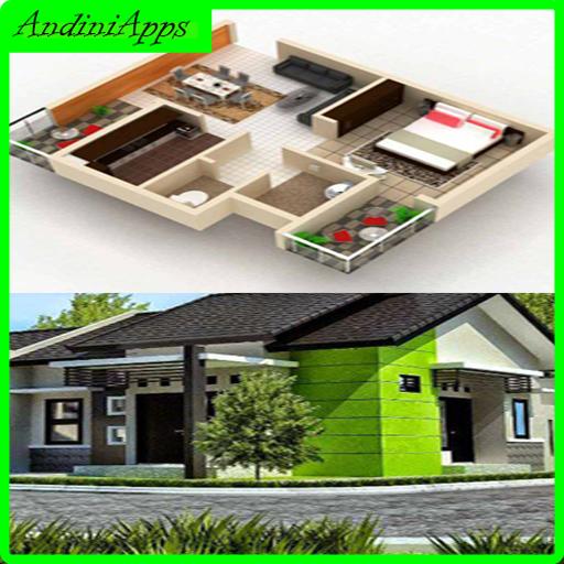 Modern Küçük Ev Planları APK