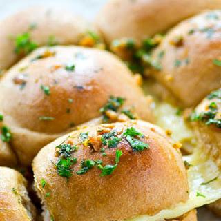 Garlic Butter Monte Cristo Pull-Apart Sliders