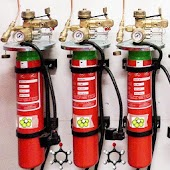 FM-200 DESIGN FIRE SUPPRESSION