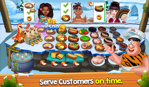 Cooking Madness: Restaurant Chef Ice Age Game 2.3 screenshots 7