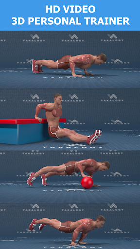 Strong Arms in 30 Days - Biceps Exercise Screenshots 2