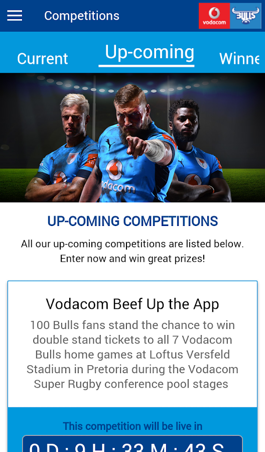 Blue Bulls- screenshot