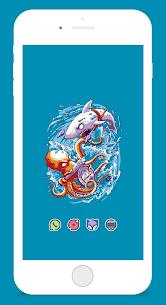 KAMIJARA Sticker Icon Pack (MOD, Paid) v3.5 2