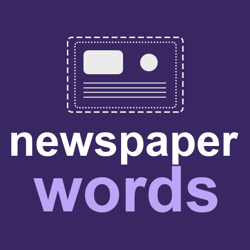 Newspaper Vocabulary - Learn English News Words Android APK Download Free By Study Center