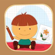 Kids - Draw animals with steps