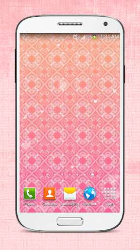 Sweet Patterns Live Wallpaper