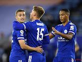 West Ham verslaat 3 Leicester-Belgen