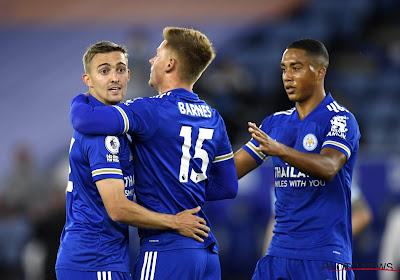 Mauvaise nouvelle pour Timothy Castagne et Leicester City