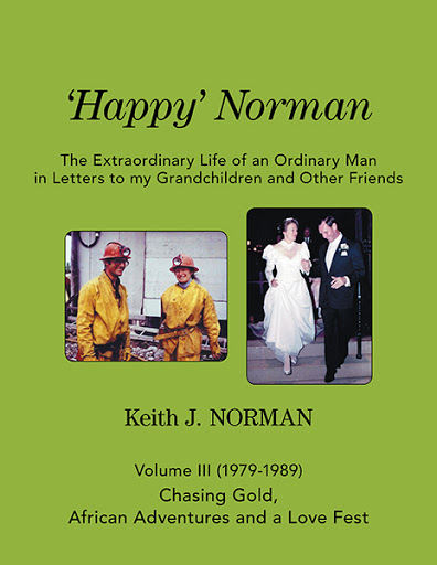 'Happy' Norman, Volume III (1979-1989) cover