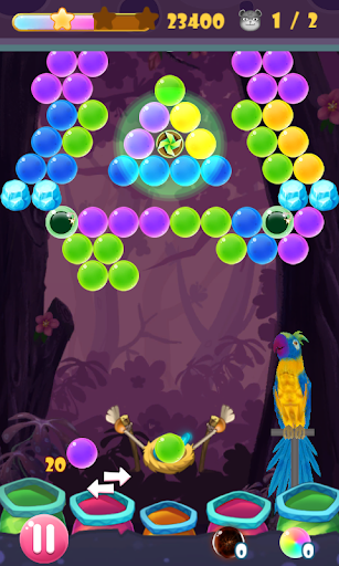 Parrot Bubble apkpoly screenshots 6