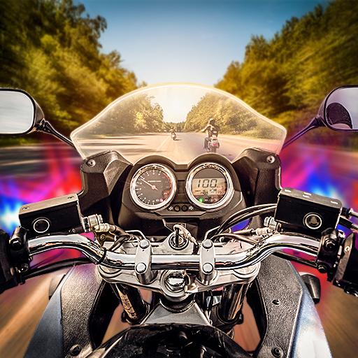 Moto police simulator