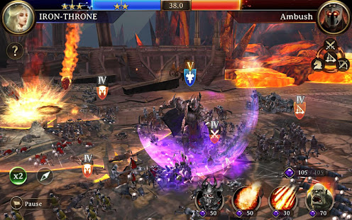 Game Iron Throne APK for Windows Phone