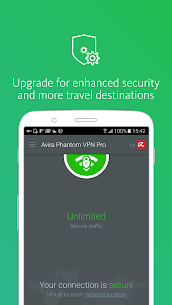 Avira Phantom VPN: Free & Fast VPN Client & Proxy App Download For Android and iPhone 6