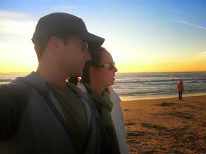 Photo: Mark and Eva Sunset