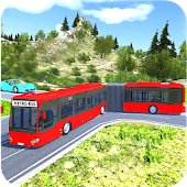 Offroad Metro Bus Simulator: Bus Games