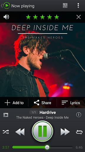 PlayerPro Music Player Trial apk screenshot 2