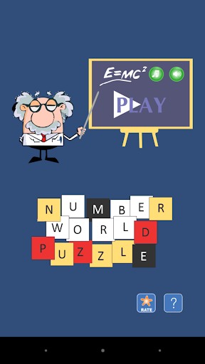 Number World Puzzle