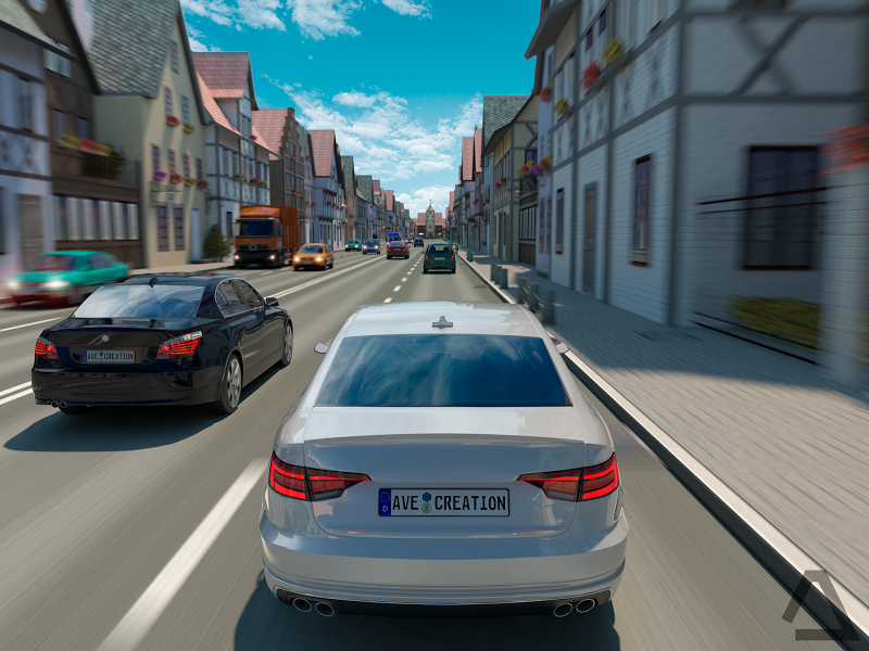 Driving Zone: Germany Screenshot 5