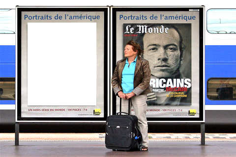 Billboard Frames Photo Effects