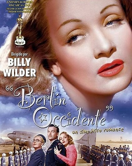 Berlín Occidente (1948, Billy Wilder)
