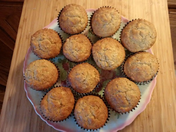 Kathy's Oatmeal Muffins Recipe