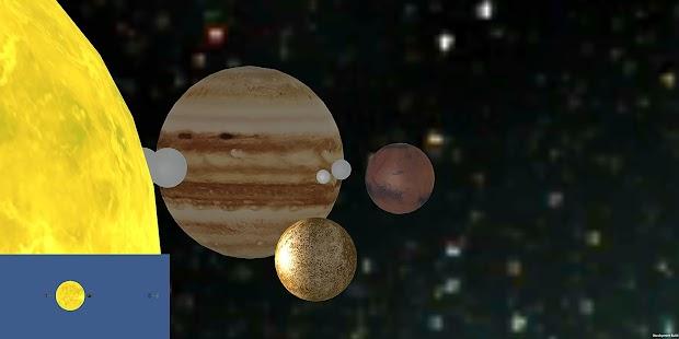 Solar System - náhled