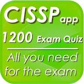 CISSP 1200  Course & Exam Quiz
