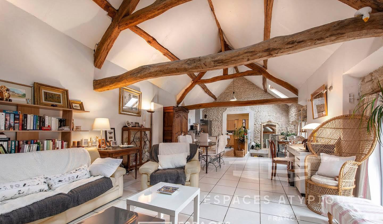 Appartement avec terrasse Fontainebleau