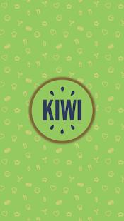 hala kiwi - náhled