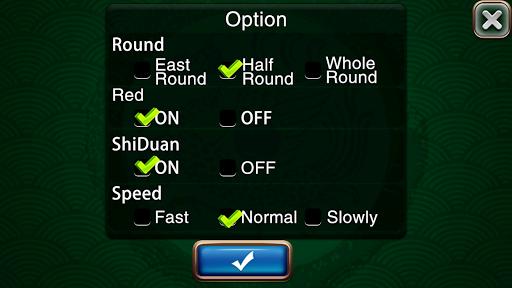 Japanese Mahjong (sparrow) 1.6 screenshots 2