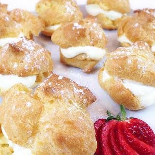 Cream Puff Filling Recipes.