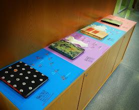 Photo: 3ª Exposició de les Sondes de Paper, a la Biblioteca de Santpedor